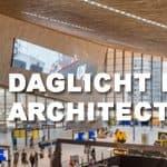 Daglicht in Architectuur