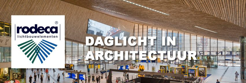 Daglicht in Architectuur