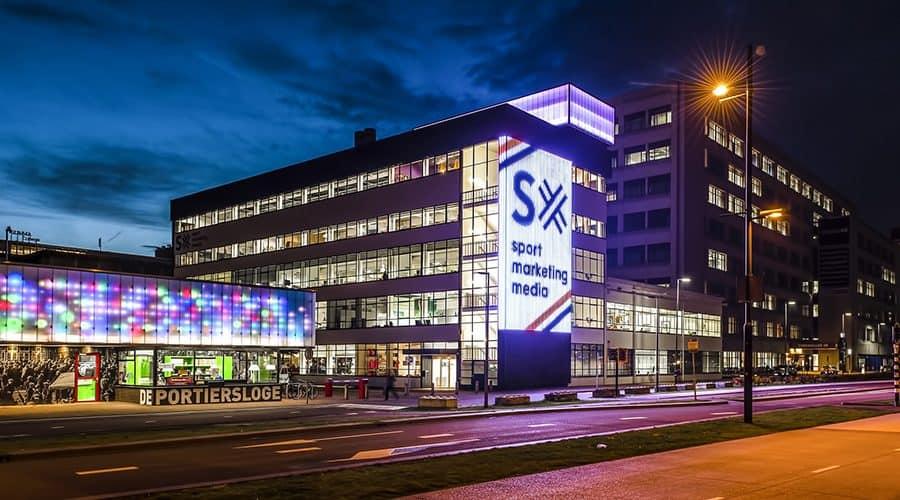 aanlichting verlichting Eindhoven Portiersloge