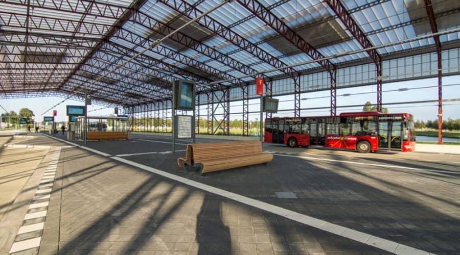 Luifels en overkappingen industrieel erfgoed Schiphol Bushangar