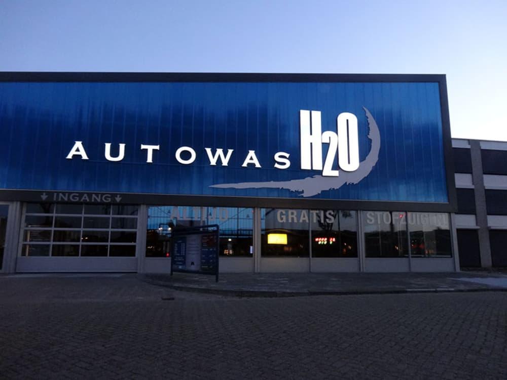 Spijkenisse - Autowasstraat H2O | Rodeca Systems bv