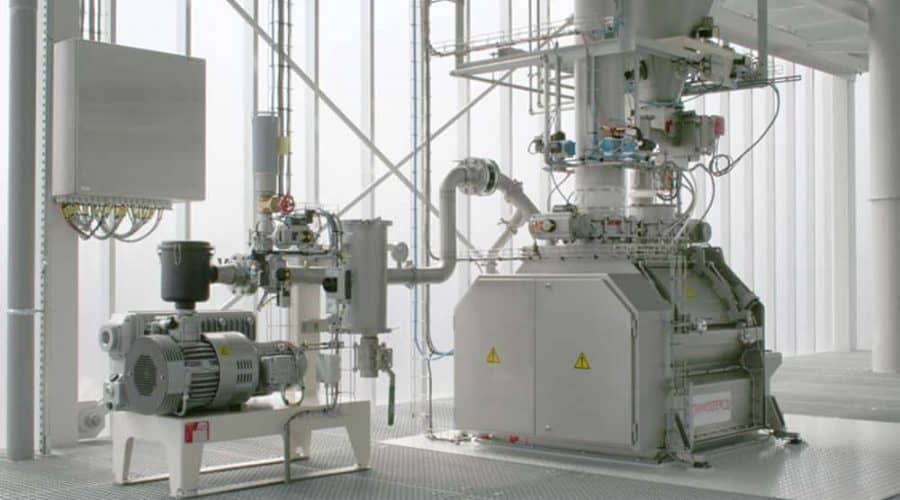 Rodeca Systems Technische ruimte