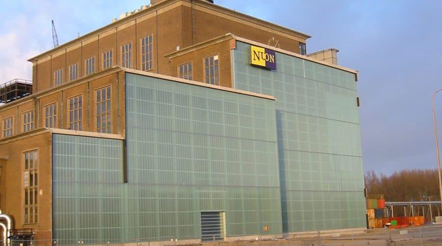 Eneco Centrale Utrecht Landmark Gevelbekleding