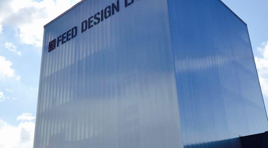 Wanssum Feed Design Lab gevelbekleding aanlichting en verlichting